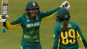 SA beat Pakistan in World Cup thriller - highlights & report