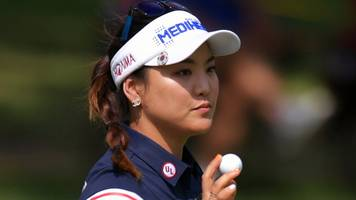 NW Arkansas Championship: Ryu So-yeon takes lead with record score