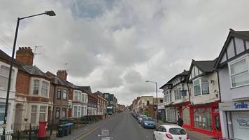 vehicle used in three break-in attempts in rugby and shilton