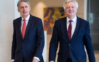 Brexit secretary: Speculation about Tory leadership is self indulgent