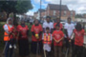 Refugees and asylum seekers who fled war-torn countries to Derby...