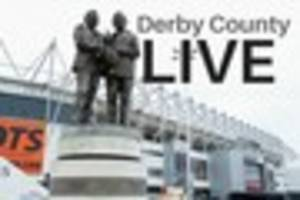 derby county live: will hughes leaves rams; latest news and...