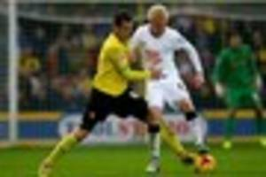 'a perfect fit' - watford fans react to signing will hughes from...