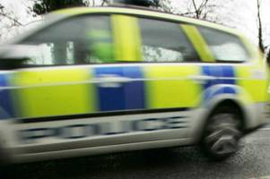 woman falls from building in cheltenham
