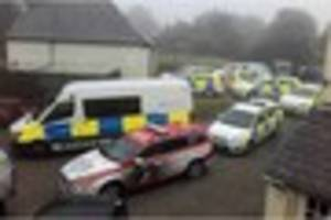 speeders caught and 200 vehicles stopped in huge police operation...