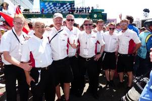 Scunthorpe engineer races to glory at Le Mans