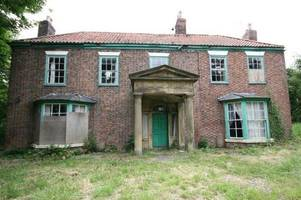 This 10-bedroom Georgian mansion could be yours for less than £300,000