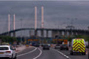 The Dartford Crossing is set for ANOTHER week of closures