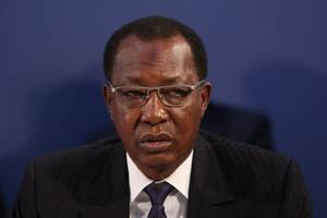 chad's deby warns tight cash could limit fight against terrorism