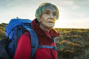 Actress Sheila Hancock scaled one of Scotland's most remote mountains at 83 and says she loved every second of it
