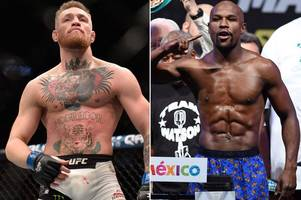 conor mcgregor can beat floyd mayweather when they fight says scottish ufc star stevie ray
