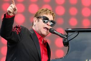 elton john provides airdrie with a wonderful crazy night