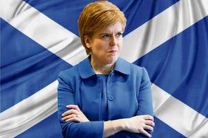 indyref2 u-turn as nicola sturgeon ditches plan for 2019 vote to focus on fight for 'soft' brexit