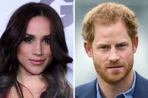 prince harry 'to give meghan markle £100k engagement ring made from late mother diana's bracelet'