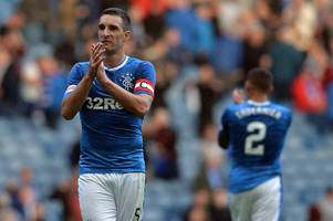 rangers skipper lee wallace determined to put european disappointment behind him and reach the top