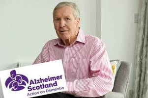 sunday mail launches dementia fundraising drive in football legend billy mcneill's name