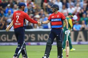 Debutant Dawid Malan inspires England to IT20 series over South Africa after comprehensive Cardiff win