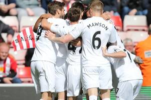 this is how the market value of swansea city's squad ranks with other premier league clubs