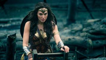 Wonder Woman is about to set a box office record