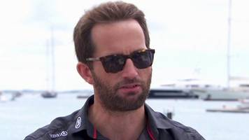 Ben Ainslie: Leading Great Britain in America's Cup is toughest thing I've ever done