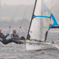 sailing: kiwi crew claim silver at kiel week