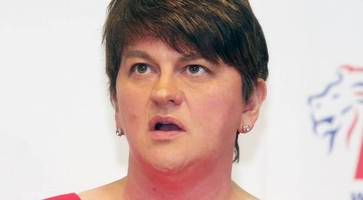 Arlene Foster: DUP will work to deliver for people who put trust in party