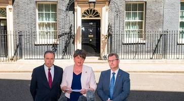 DUP Tory deal: Arlene Foster's statement in full