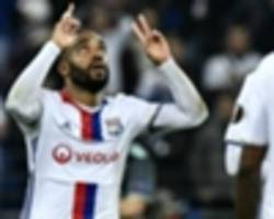 'lacazette would be a great addition for arsenal' - silvestre backs move for lyon striker