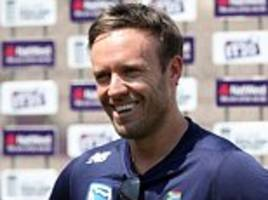 ab de villiers backs south africa to win england series