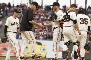 San Francisco Giants find nothing is routine in troubled 2017 season