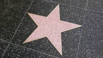 think everyone has a star on the walk of fame? think again - this star gets his own soon enough