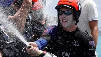 America's Cup: New Zealand beat Team USA to win title