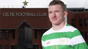 celtic: craig gordon thrilled to see jonny hayes join the champions