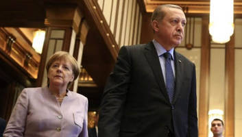 Germany Tells Erdogan His Bodyguards Not Welcome At Next Week's G-20 Summit
