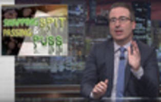 Video: John Oliver Calls Trump The 'Human Megaphone' For Anti-Vaccine Conspiracies