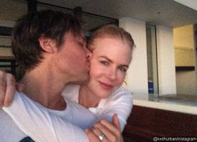 Keith Urban Celebrates 11th Anniversary With Nicole Kidman: 'You Still Feel Like My Girlfriend'
