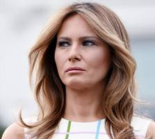 Melania Trump takes to Washington in her own understated way
