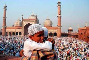 eid-ul-fitr being celebrated across country with joy and festivity
