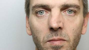 Pregnant woman's Christmas Day murderer James Hutchinson jailed