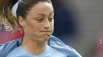 Megan Campbell: Manchester City Women defender signs one-year contract extension