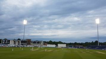 durham v worcestershire: brett d'oliveira takes charge at chester-le-street