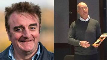 man who threatened tommy sheppard mistook him for tommy sheridan