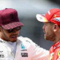 the gloves are off between lewis, vettel