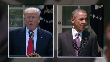 trump: obama 'colluded or obstructed' in response to russian meddling