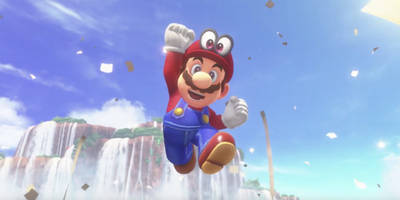 mario 64 gets the super mario odyssey treatment thanks to this modder