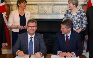 DUP deal in full: Arlene Foster agrees to support Conservatives