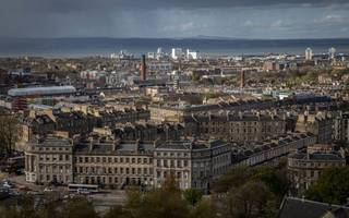 edinburgh listed as one of the world's top cities for investment