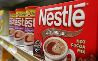 nestlé shares rocket after activist fund targets the kitkat maker