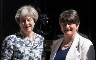 pm attracts criticism with dup deal and post-brexit offer to eu nationals