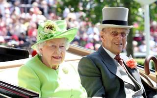 the queen's property portfolio is now worth a whopping £12.4bn